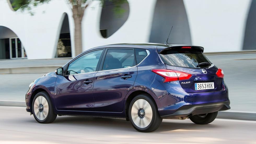 Coches nuevos entre 12.000 y 15.000 euros - Nissan Pulsar