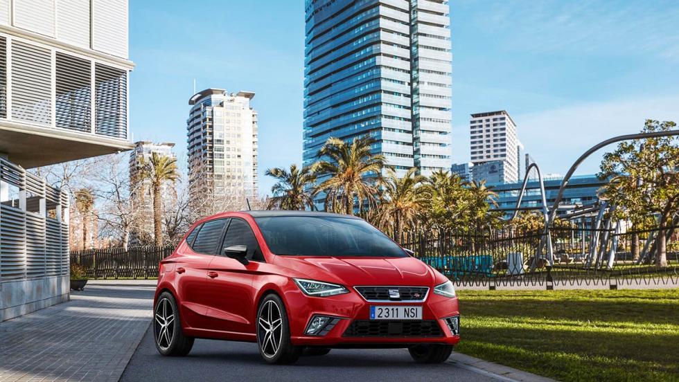Coches nuevos entre 12.000 y 15.000 euros - SEAT Ibiza 2017