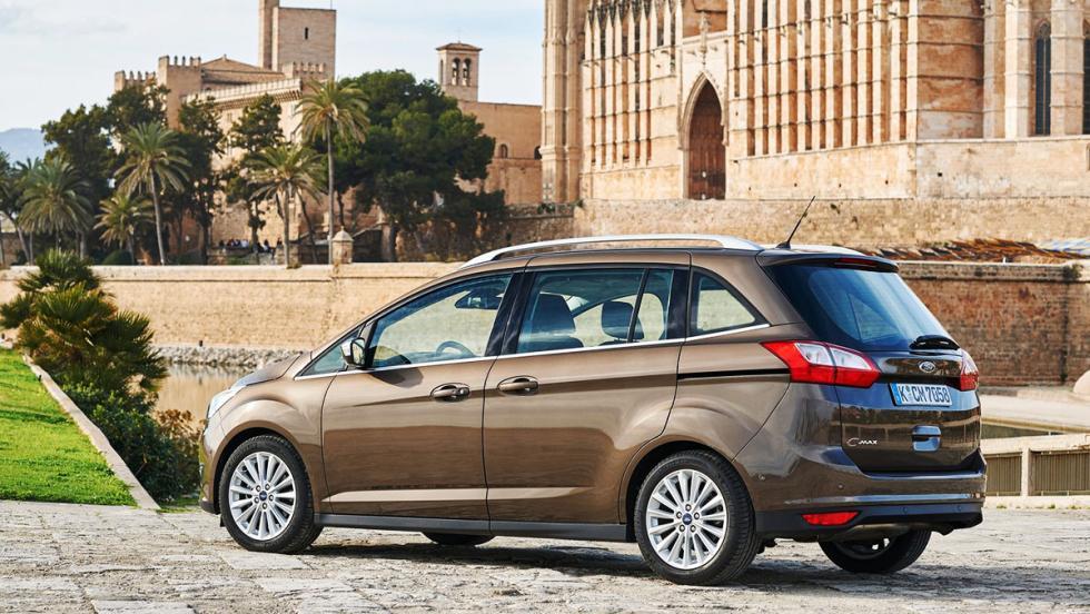 Coches nuevos entre 15.000 y 25.000 euros - Ford Grand C-Max