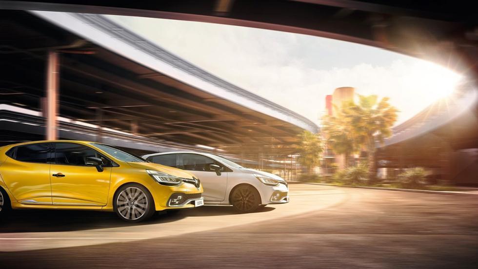 Coches nuevos entre 15.000 y 25.000 euros - Renault Clio RS Trophy