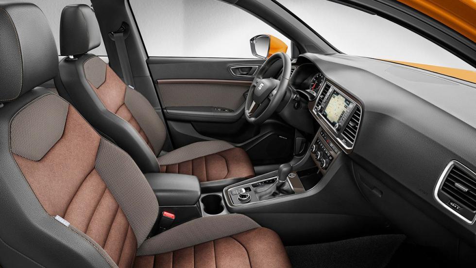 Coches nuevos entre 15.000 y 25.000 euros - Seat Ateca