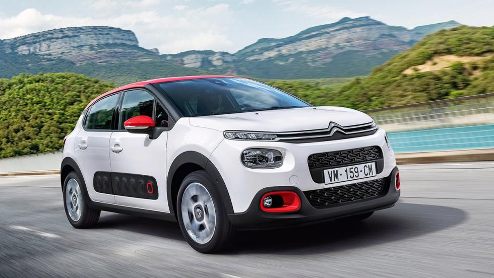 Coches nuevos entre 9.000 y 12.000 euros - Citroën C3