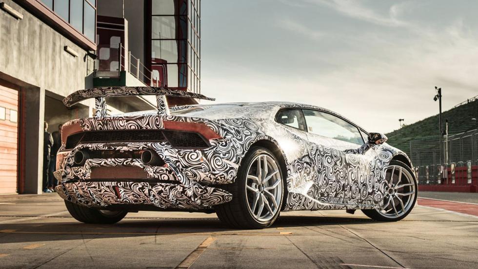 Coches de Óscar - Mejor dirección - Lamborghini Huracán Performante