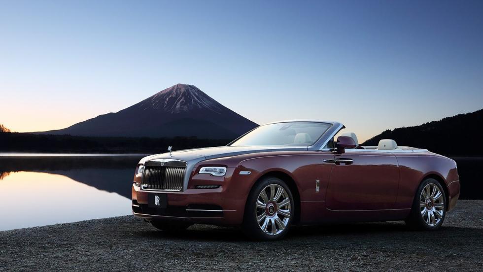 Coches de Óscar - Mejor montaje - Rolls-Royce Dawn