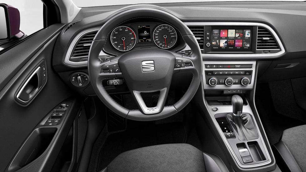 Los coches que debes evitar llevar a tu primera cita de Tinder - Seat León ST