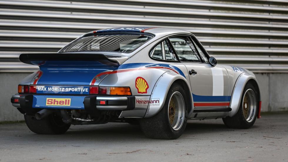 Comprar coches de carreras: Porsche 934/5 de 1977 (II)