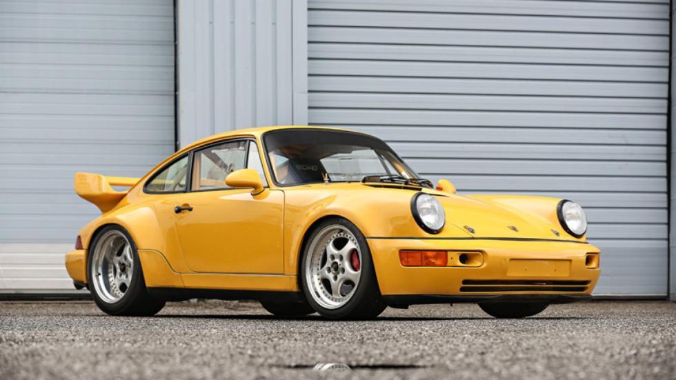 Comprar coches de carreras: Porsche 964 Carrera 3.8 RSR de 1993 (II)