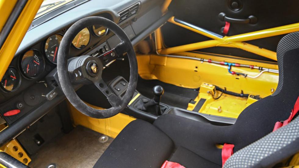 Comprar coches de carreras: Porsche 964 Carrera 3.8 RSR de 1993 (III)