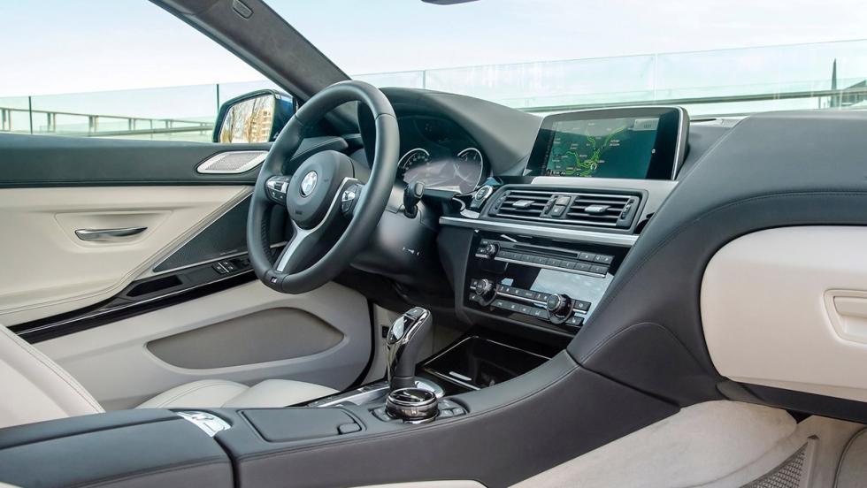 Los deportivos más vendidos en enero en España - BMW Serie 6 - 9 unidades