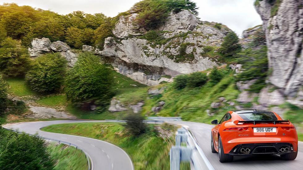 Los deportivos más vendidos en enero en España - Jaguar F-Type - 3 unidades