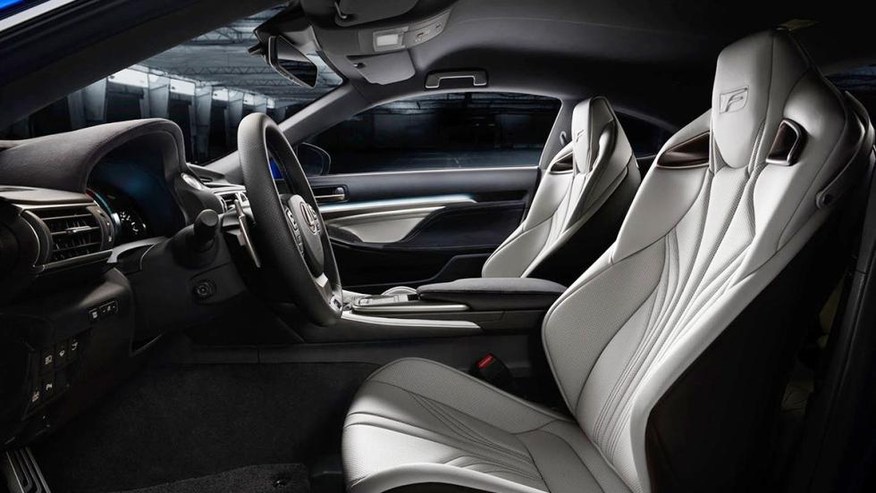 Los deportivos más vendidos en enero en España - Lexus RC - 18 unidades