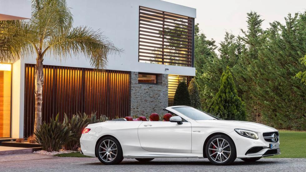 Los deportivos más vendidos en enero en España - Mercedes Clase S - 7 unidades