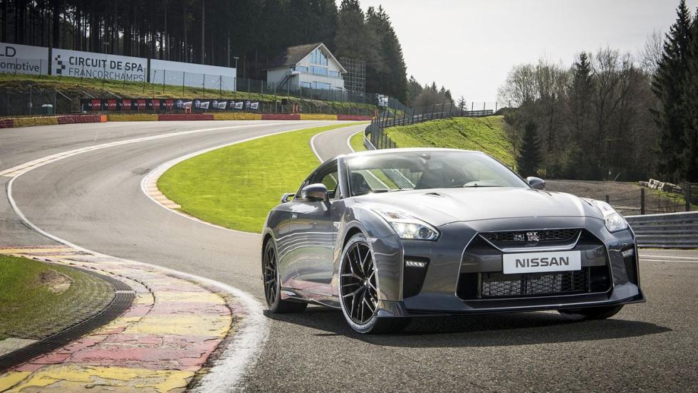Los deportivos más vendidos en enero en España - Nissan GT-R - 2 unidades
