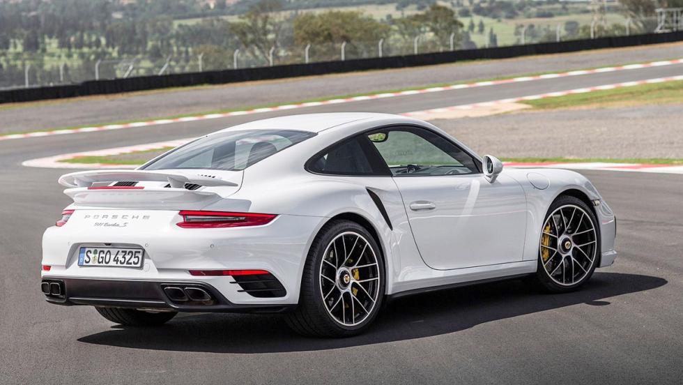 Los deportivos más vendidos en enero en España - Porsche 911 - 24 unidades