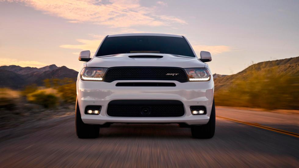 Dodge Durango SRT (V)