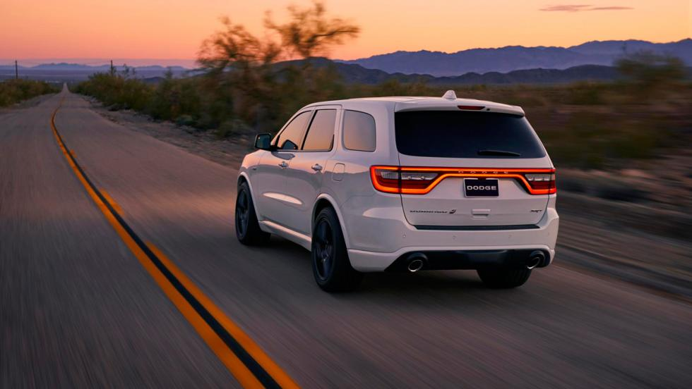 Dodge Durango SRT (VI)