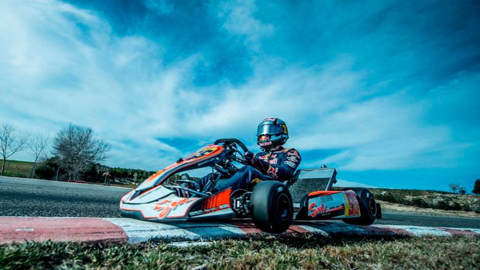 F1 2017: así entrena Carlos Sainz Jr (V)