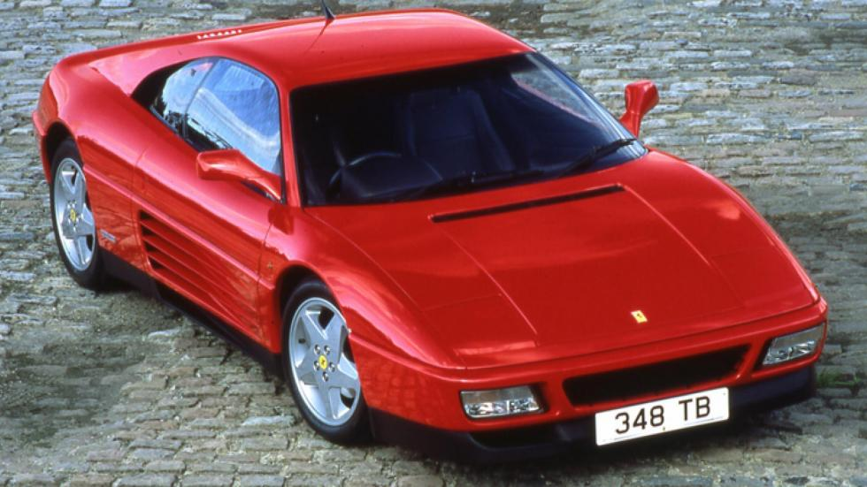 Ferrari 348 TB en Fiorano