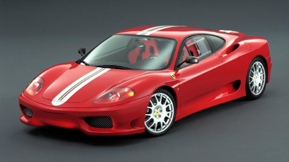 Ferrari 360 Challenge Stradale en Fiorano