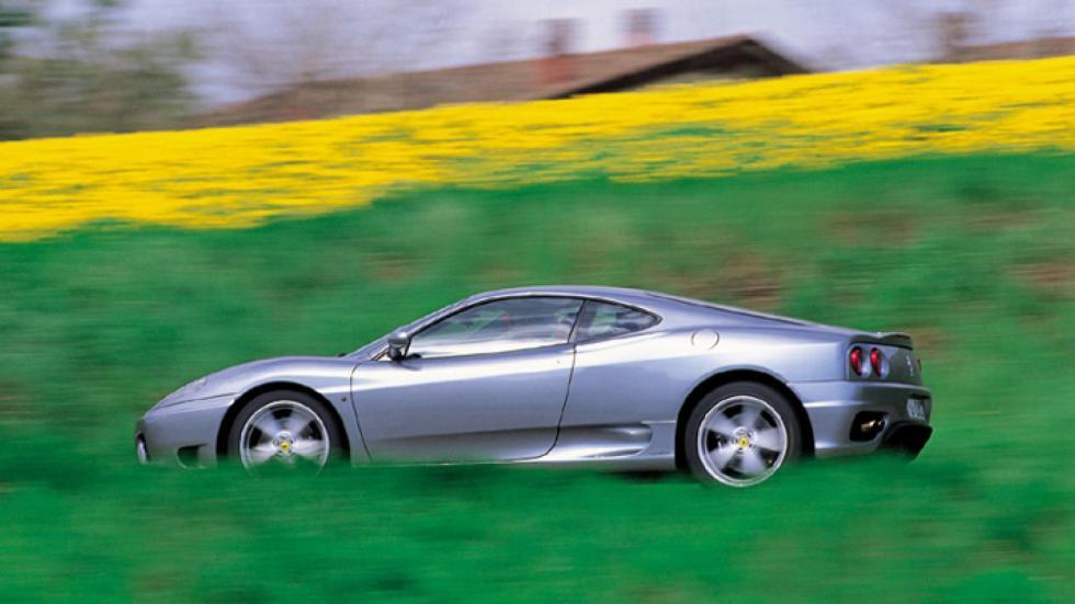 Ferrari 360 Modena en Fiorano