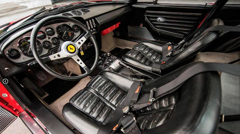 Ferrari 365 GTB4 Daytona Retromobile