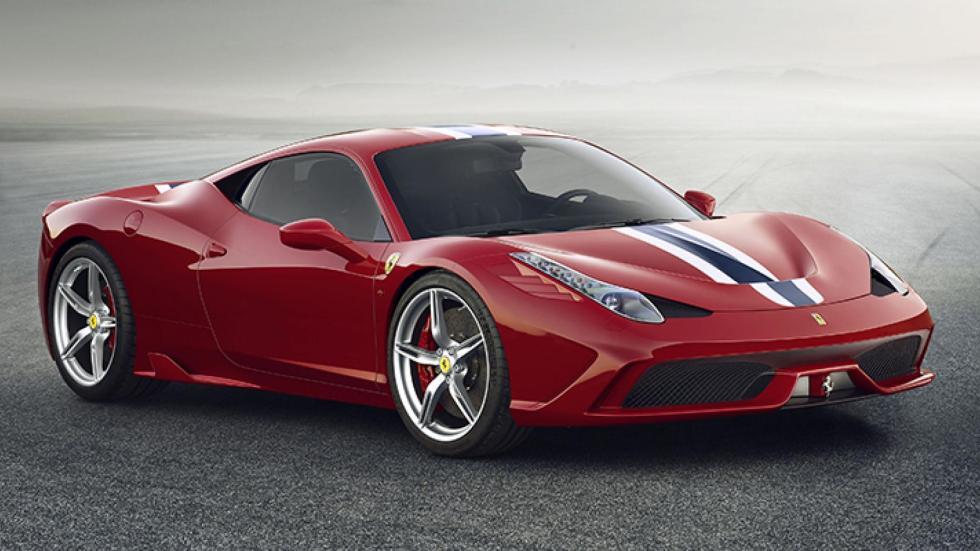 Ferrari 458 Speciale en Fiorano