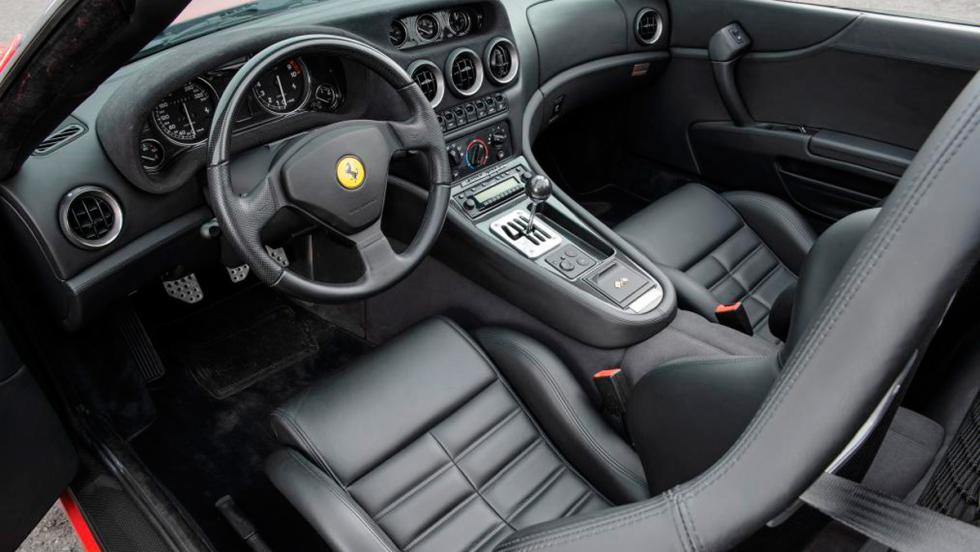 Ferrari 550 Barchetta Pininfarina (III)