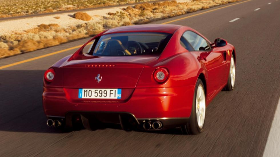 Ferrari 599 GTB en Fiorano