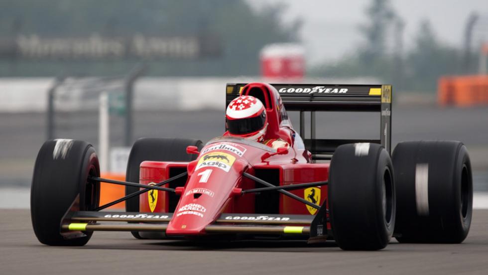 Ferrari 641 de Nigel Mansell en 1990