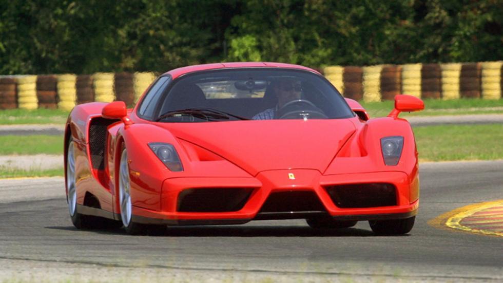 Ferrari Enzo en Fiorano