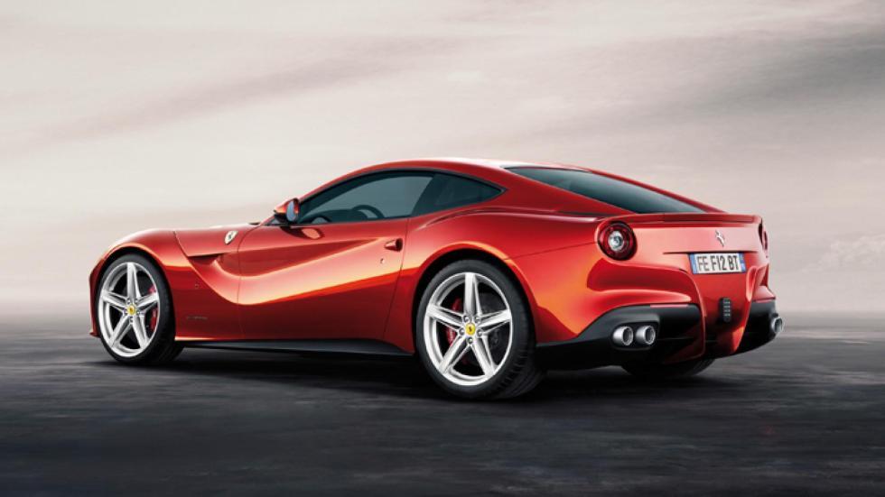 Ferrari F12 en Fiorano