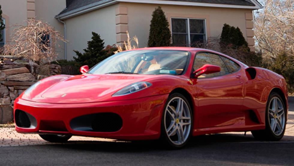 Ferrari F430 de Donald Trump (II)
