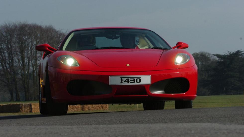 Ferrari F430 en Fiorano