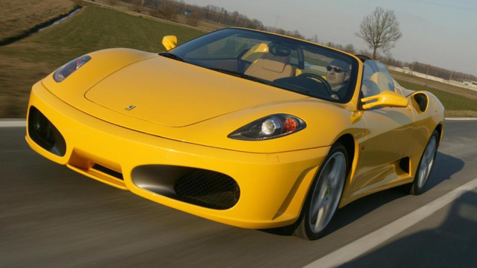 Ferrari F430 Spider en Fiorano