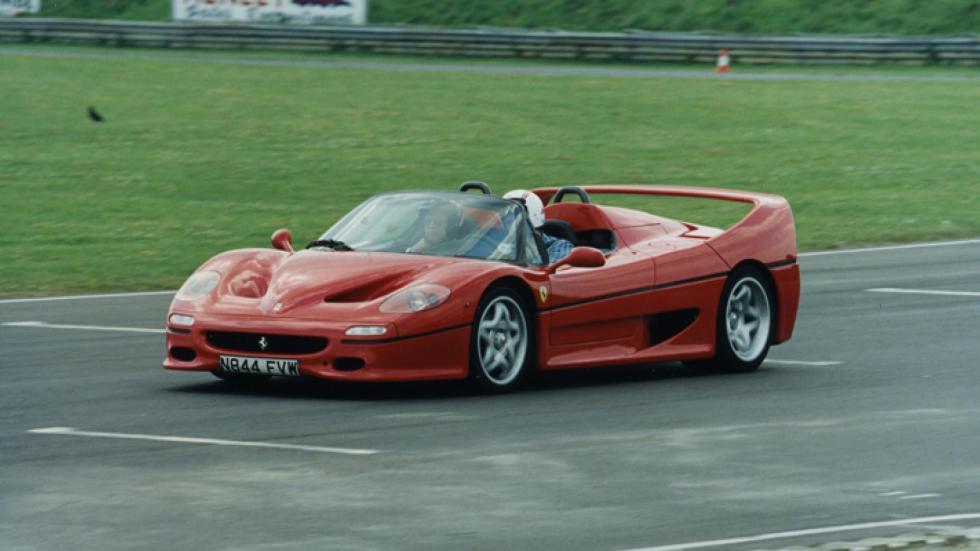 Ferrari F50 en Fiorano