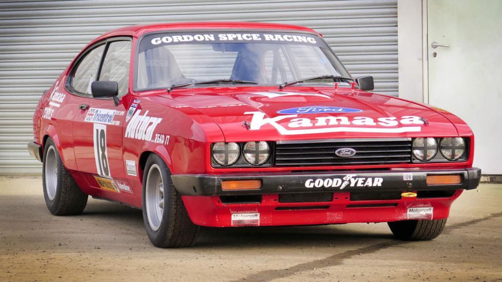 Ford Capri Grupo 1 de 1978 (Precio estimado de 93.000 a 105.000 euros)