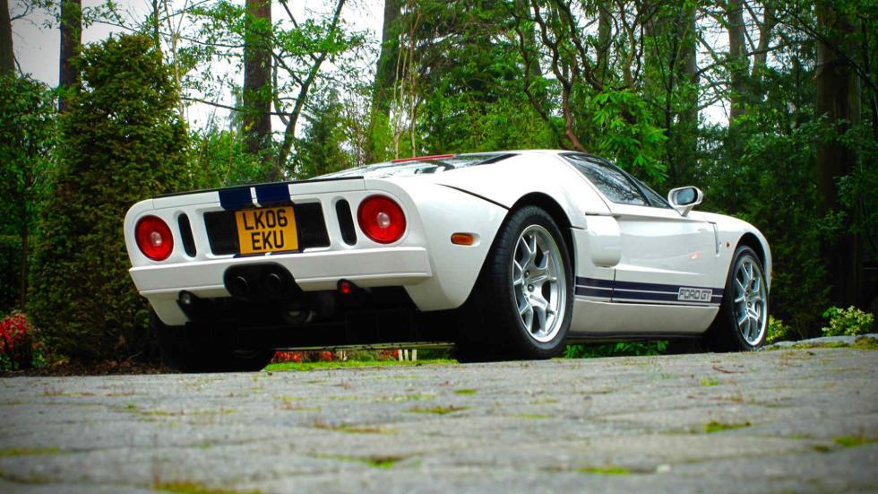 Ford GT de Jenson Button