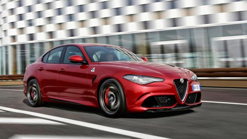 Futuro clásico: Alfa Romeo Giulia QV