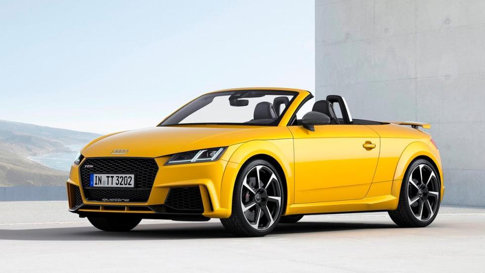 Futuro clásico: Audi TT RS