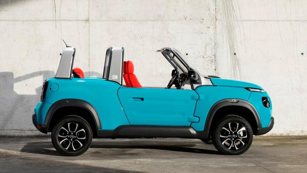 Futuro clásico: Citroën e-Mehari