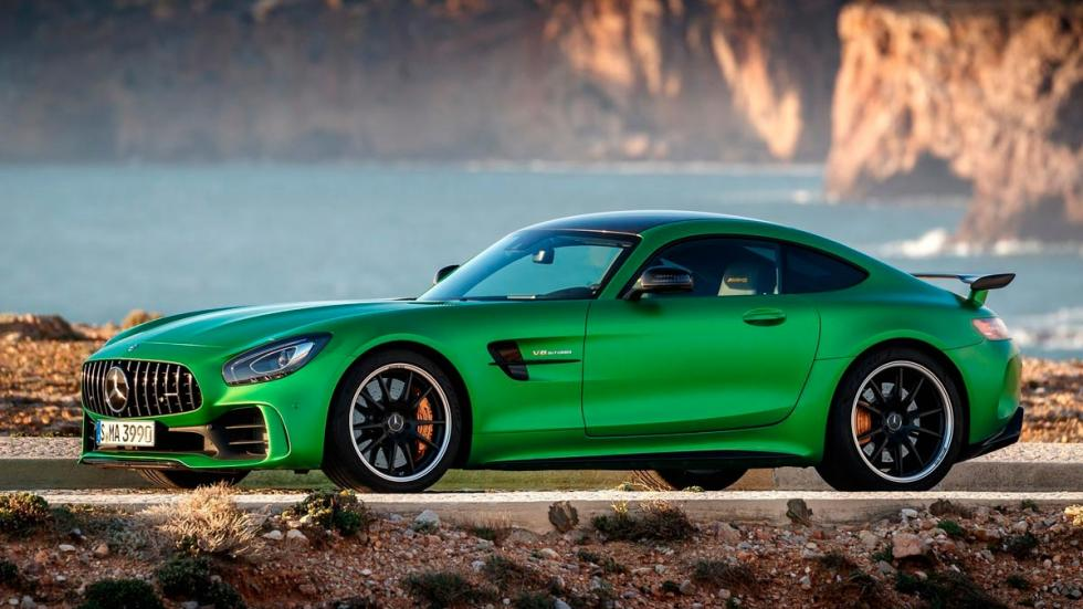 Futuro clásico: Mercedes-AMG GT R