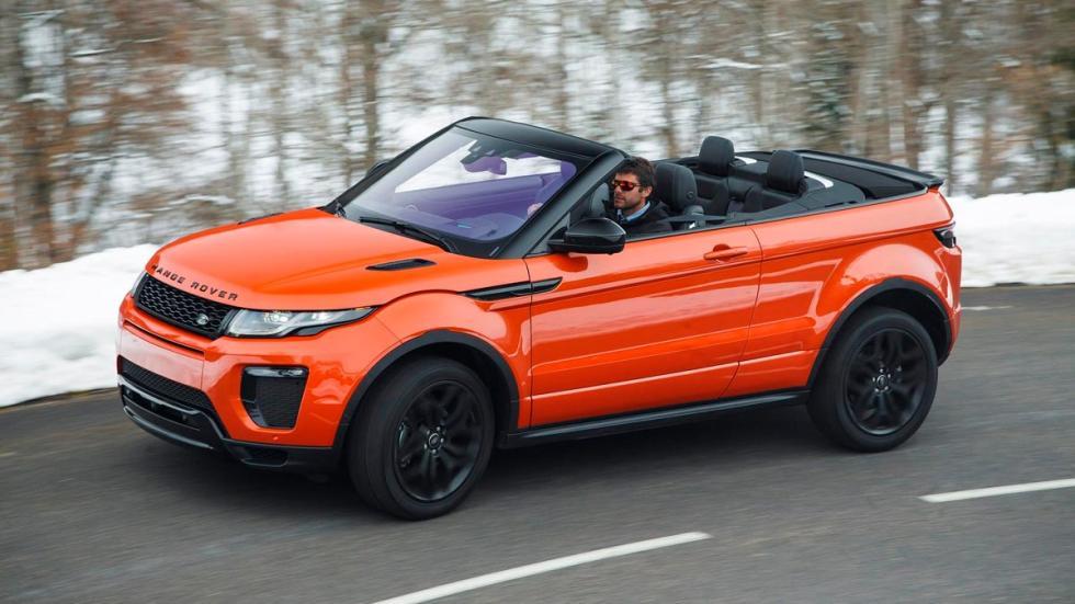 Futuro clásico: Range Rover Evoque Cabrio