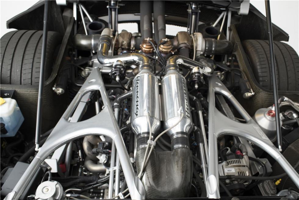 Hennessey Venom GT Spyder Steven Tyler 4