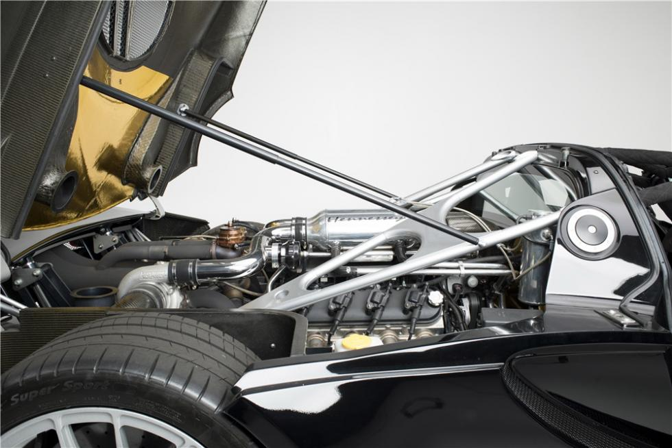 Hennessey Venom GT Spyder Steven Tyler 5