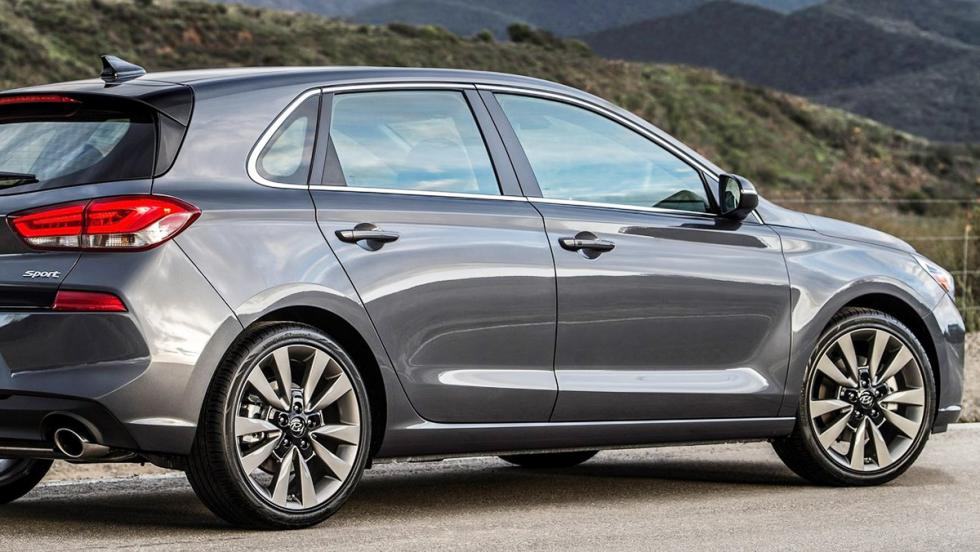 Hyundai Elantra GT: ¿llegará a Europa?