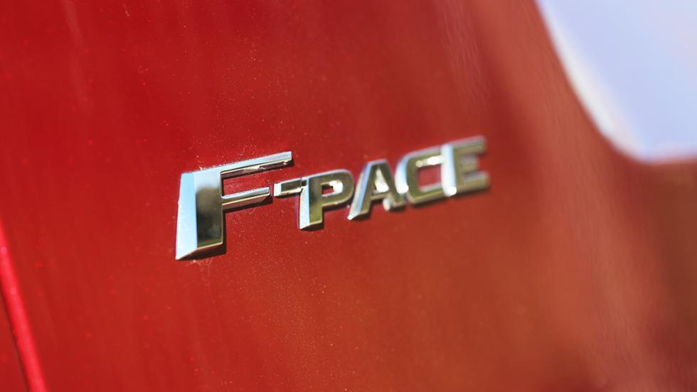 Jaguar F-Pace 20d: al detalle