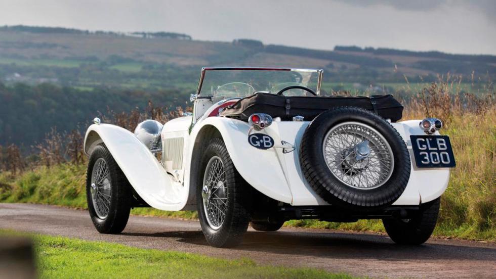 Jaguar SS 100 (II)