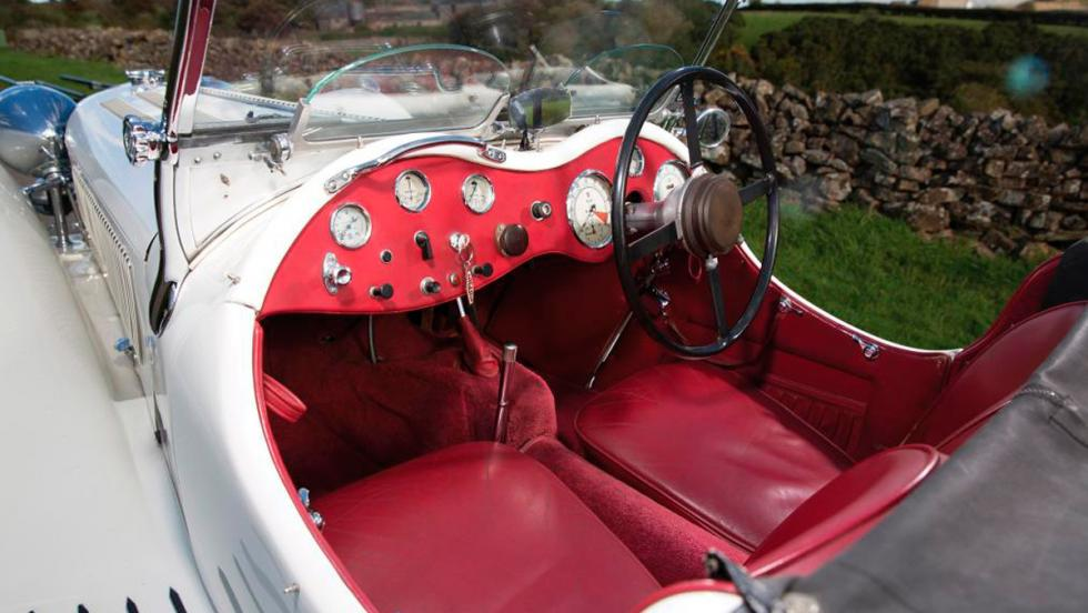 Jaguar SS 100 (III)