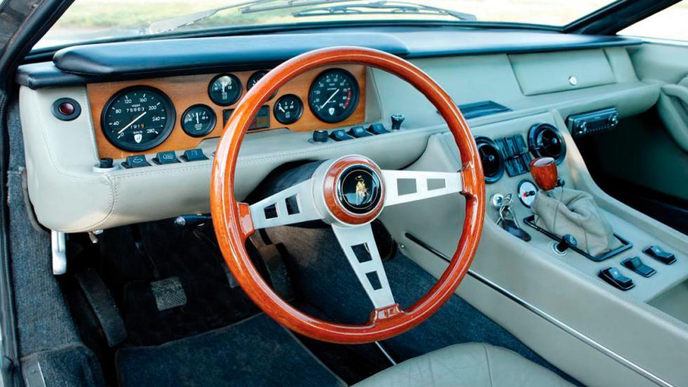 Lamborghini Jarama 400 GT (III)