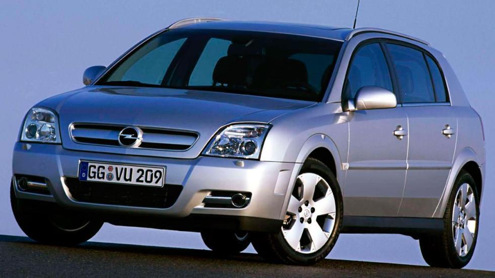 Logo Opel signum